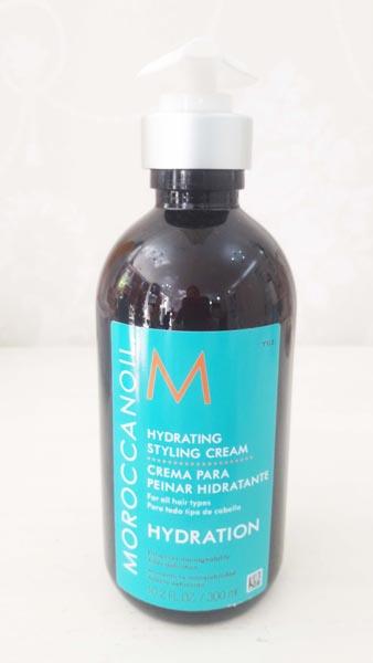 Crema para peinar todo tipo de cabello Moroccanoil 300 ml. $19.900