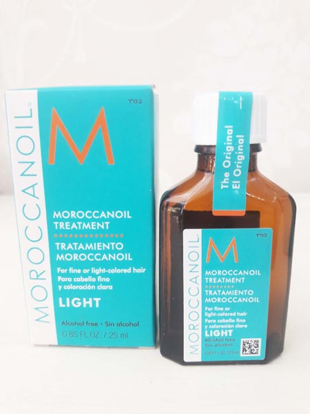 Moroccanoil Serum Light 25 ml $ 10.500