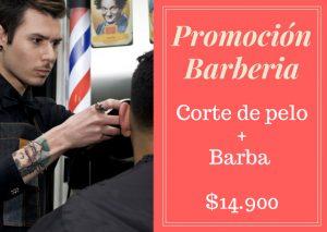Promocion barberia