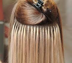 Extensiones de pelo. Mechitas una a una con keratina desde $2.000