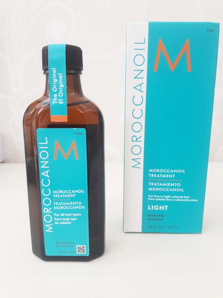Moroccanoil Serum Light 100 ml $ 29.700